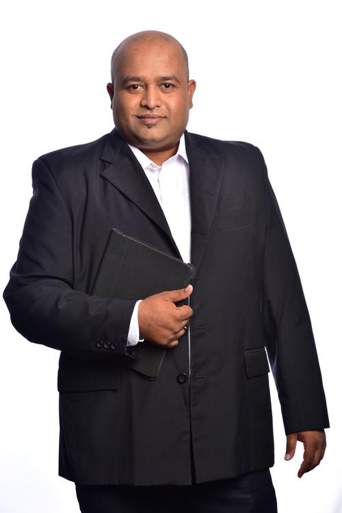 Ashvin Sepaul
